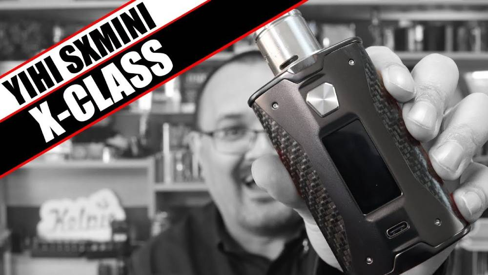What vaping products do SXmini YiHi sell in 2020?