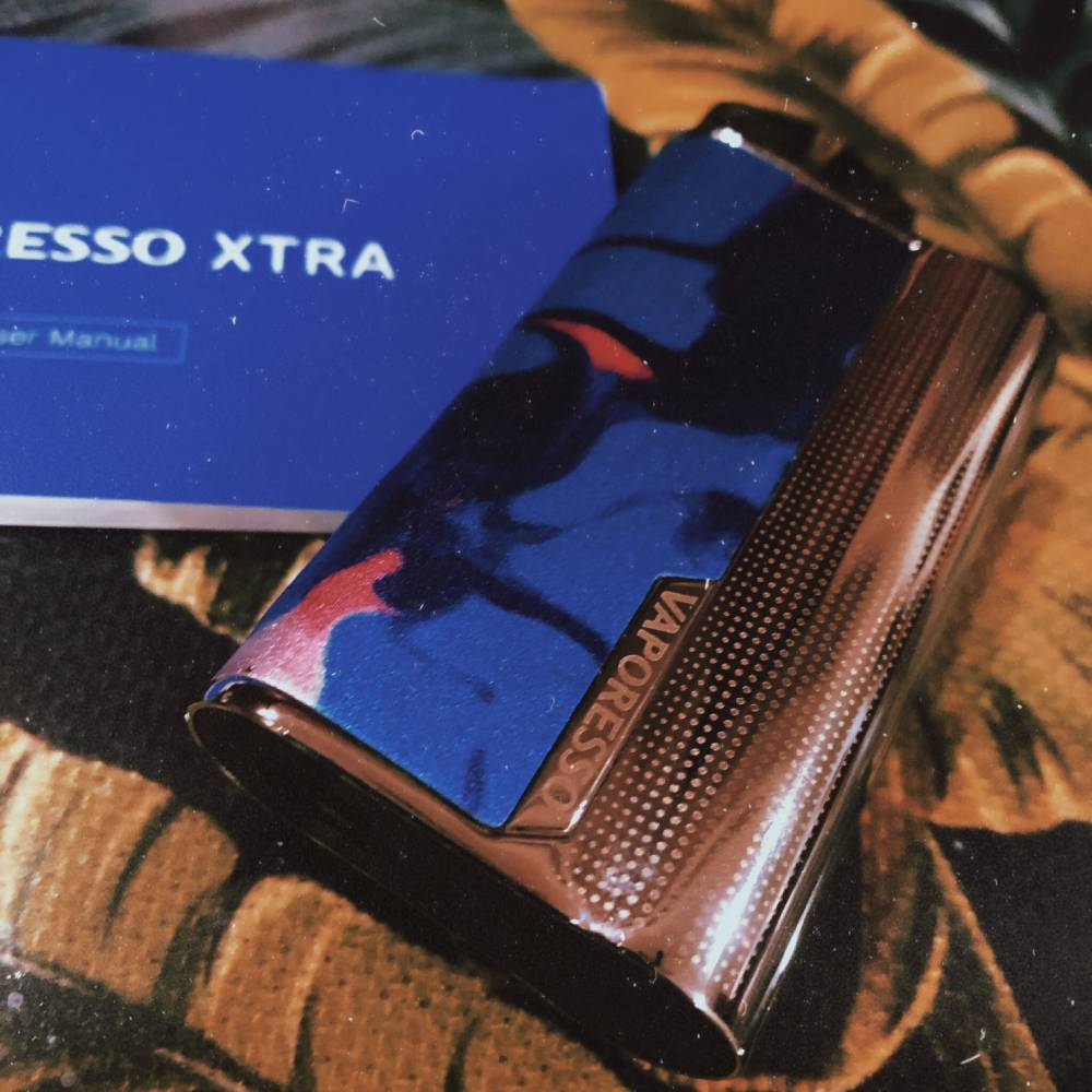Vaporesso XTRA pod vape review
