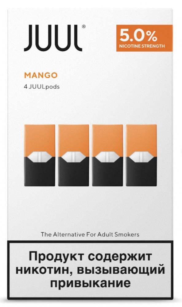 Need replacement cartridges Juul Mango flavor