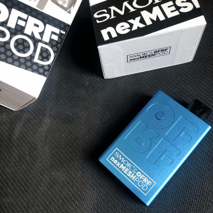 SMOK&OFRF nexMESH Pod review