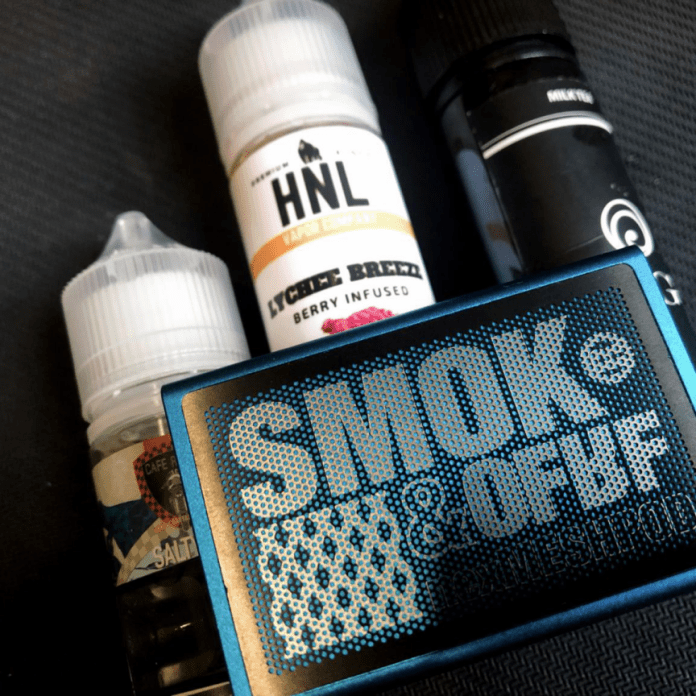 SMOK&OFRF nexMESH Pod review