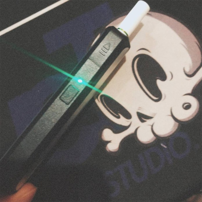 SLS ECIGOO heat-not-burn e-cigarette review
