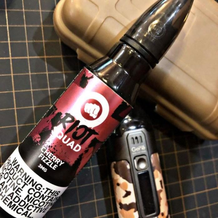 Riot Squad e-liquid review - DirtyCheck No.83