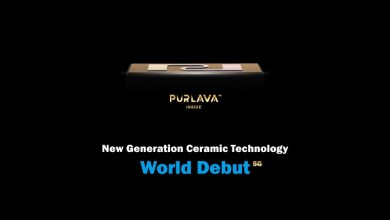 Purlava™- 5G ceramic heating technology is launched globally