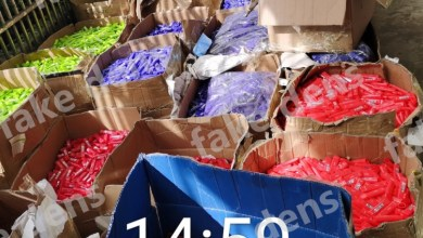 HQD Tech's crackdown on 1 million yuan counterfeit vapes