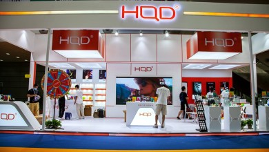 HQD Tech takes part in IECIE electronic cigarette exhibition