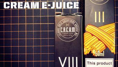 Cream E-Juice - DirtyCheck No.96