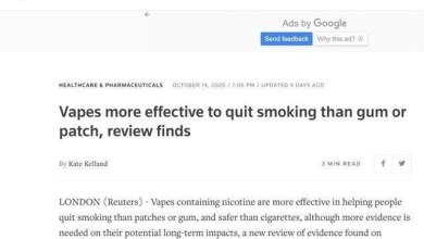 E-cigarettes stop smoking better than other therapies