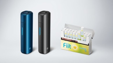 KT&G launches new Fiit Change Q heat not burn new tobacco product