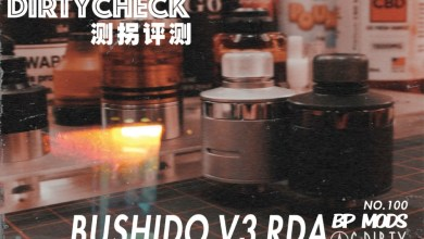 BP MODS BUSHIDO V3 RDA review