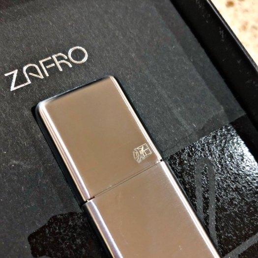 Zafiro Aromatic Oral Inhaler pod vape review - DirtyCheck No.102