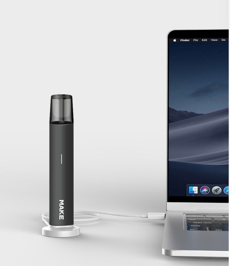 Make Herb releases Make power bank and smart charging station for e-cigarettes