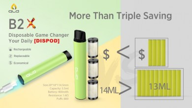 How to rebuild the balance between the disposable vape and pod kit?
