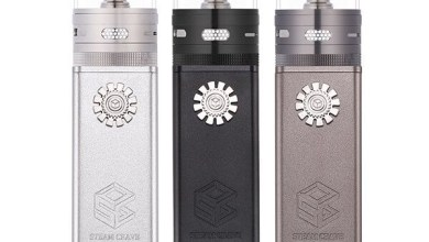 20 off coupon for Steam Crave Titan Combo Kit from 3Avape @$169.99
