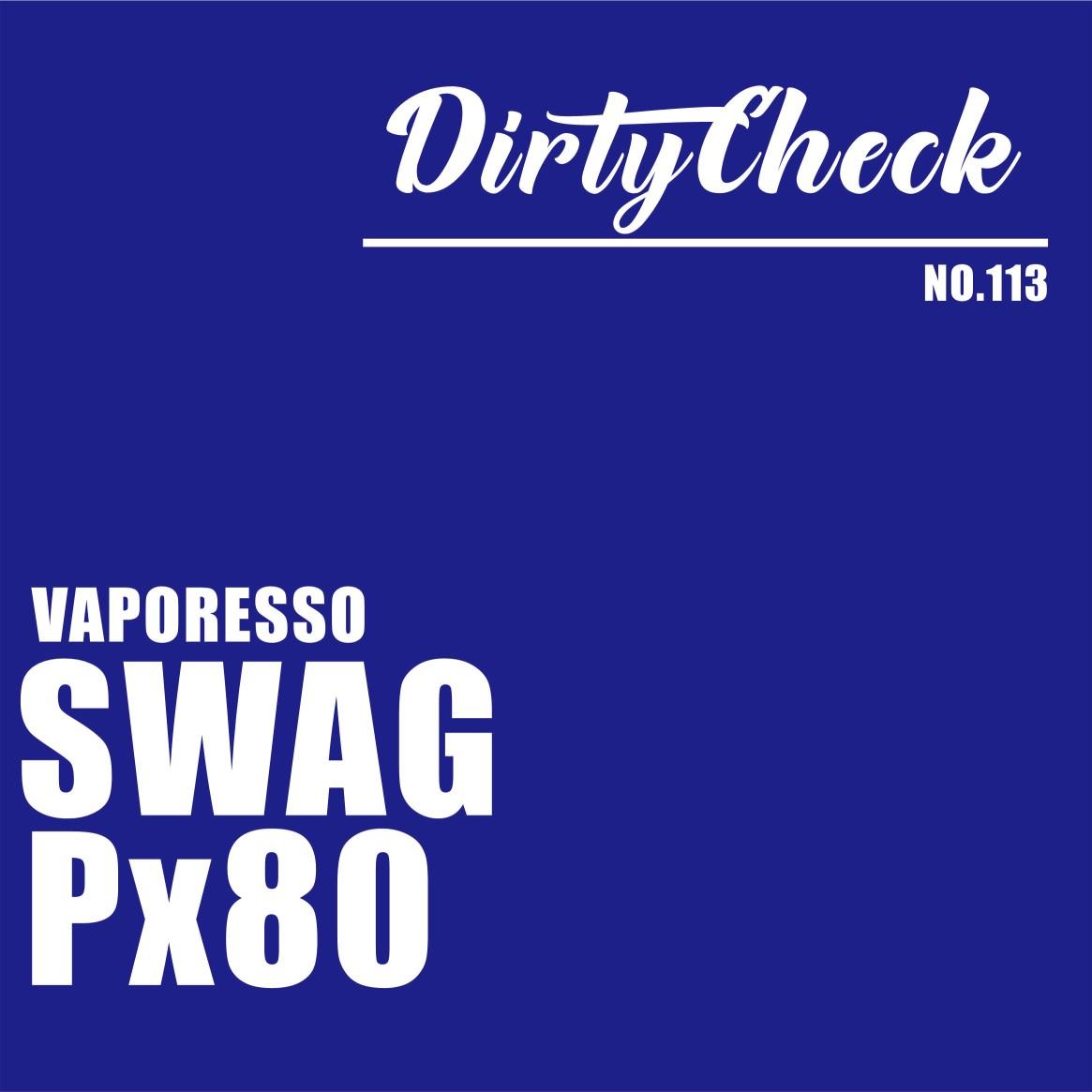 Vaporesso SWAG PX80