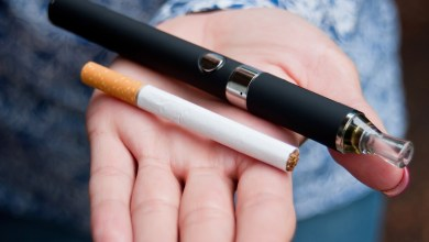 Half of young people in the United States quit e-cigarettes because of their health