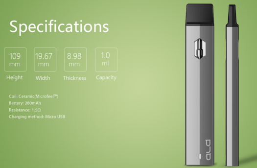 DELTA 8 disposable vaporizer is the lucky dog of 2021?