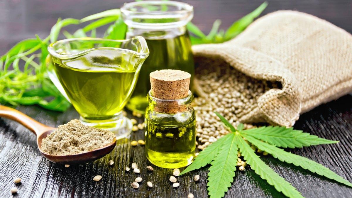 The Best Hemp Oil Benefits