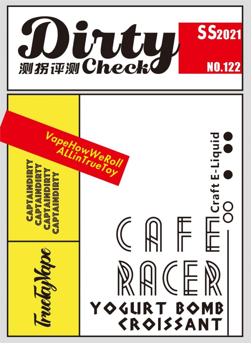 Cafe Racer Craft E-Liquid review -