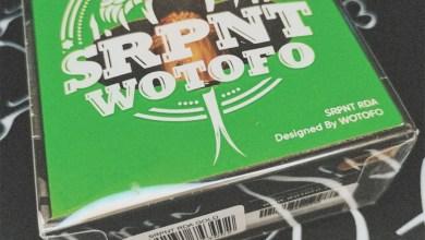 Wotofo SRPNT RDA review