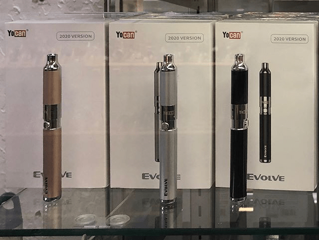 The 2020 version of Yocan Evolve makes vaping easier than ever