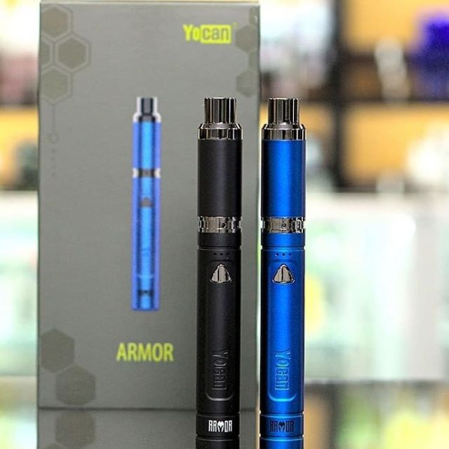 Yocan Armor Powerful Yet Discreet Vape Pen