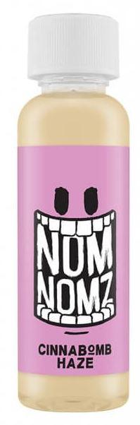 Cinnabomb Haze – NomNomz 50ml – £10.80 (after code)