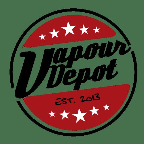 10% off code @ Vapour Depot