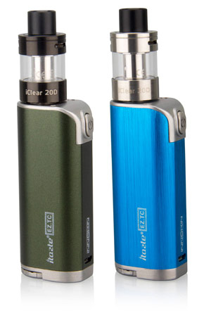 Innokin AIO iTaste EZ.TC with 2ml Tank – Free Delivery – £13.49 at EcigAspire
