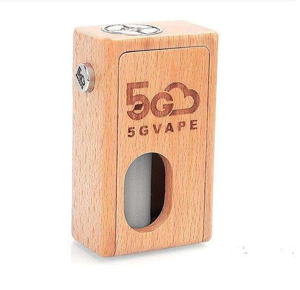 5GVape Supercar 8ml Squonk Box Mod – £26.87