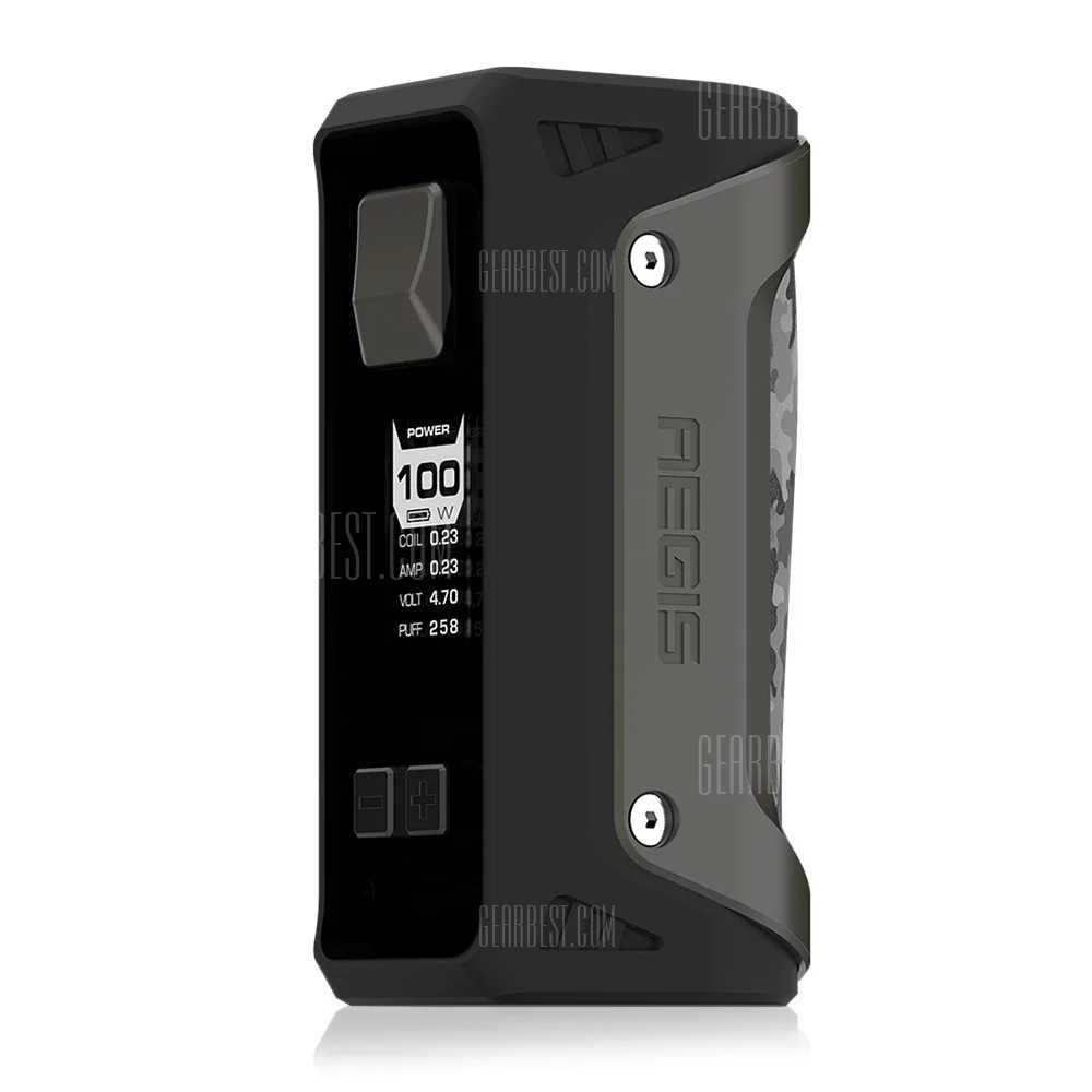 GEEKVAPE Aegis 100W Box Mod – £28.99 delivered