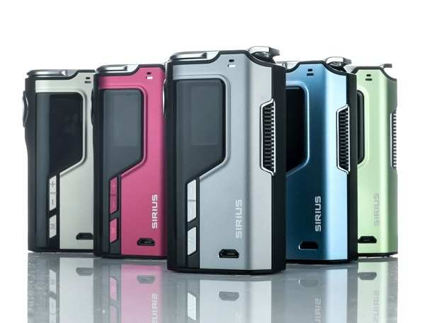 Lost Vape Modefined Sirius 200W Mod – £36.67 delivered at GearBest