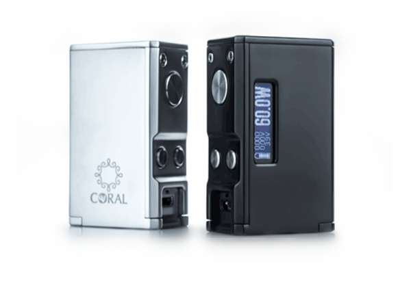 Coral DNA60 by Lost Vape (+ battery) – £49.99 delivered at EcigOne