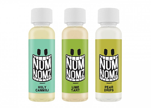 NomNomz 50ml – £9.89 at SpaceInvapers