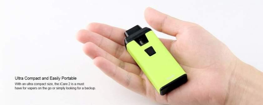 Eleaf-iCare-2-Kit Mini Portable