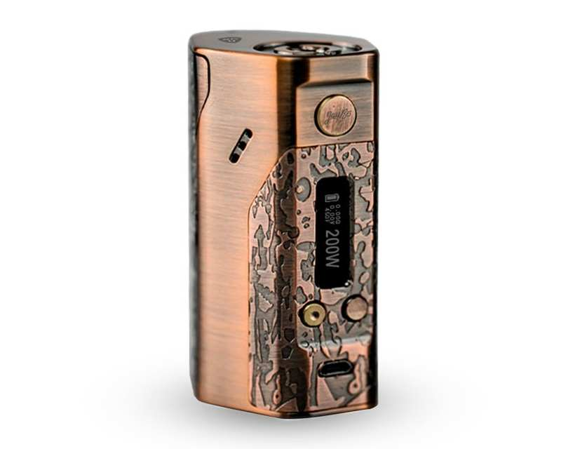 Wismec Reuleaux DNA200 Box Mod – £55.99 at 3FVape