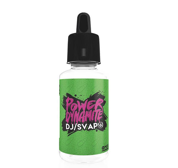 DJ's Vape – Power Dynamite (40ml) – £1.99 at SpaceInVapers