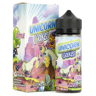 100ml Unicorn Cakes E-Liquid by Vape Breakfast Classics Shortfill – £19.99 at No. 1 Ejuice