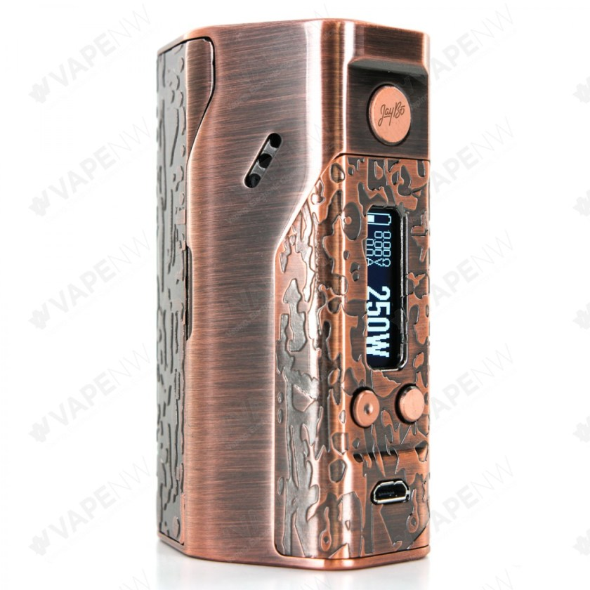 Wismec Reuleaux DNA250 Limited Edition Copper $129.99