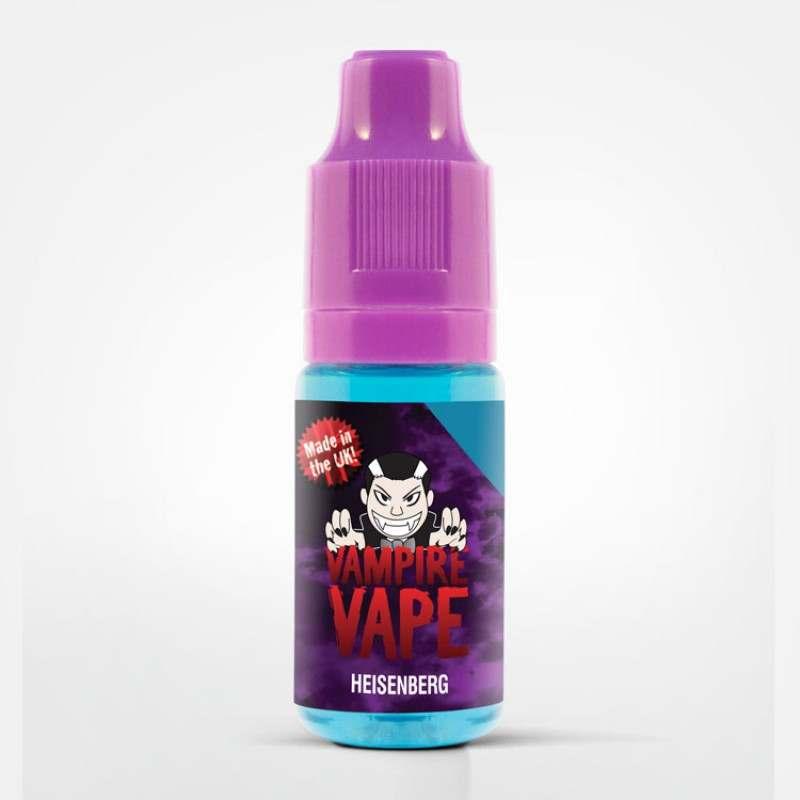 Vampire Vape – Heisenberg E-Liquid (10ml) – £2.08