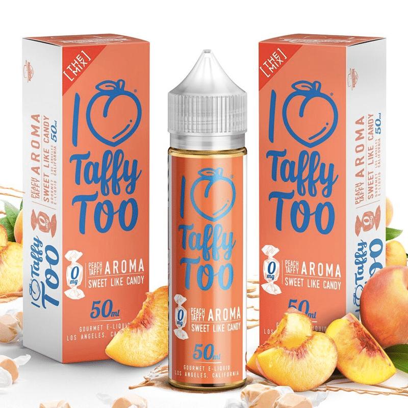 I Love Taffy by Mad Hatter Juice 60ml Shortfill – £11.50 at Vape Potions