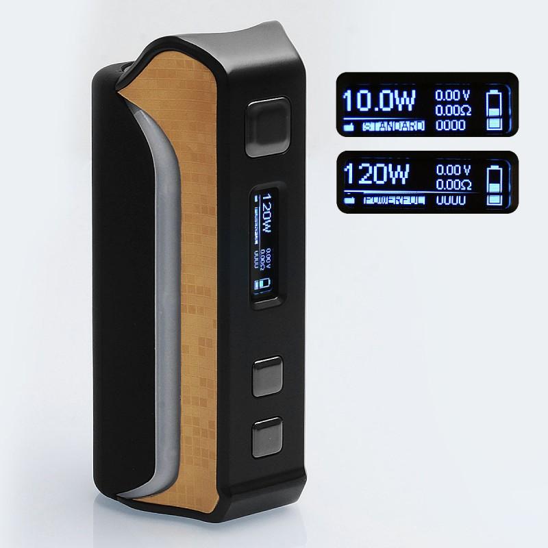 Pioneer4you IPV Velas 120W Box Mod – £14.25 at  Efun.top