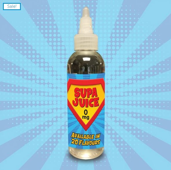 Eton Mess E-Liquid by Supa Juice – 80ml – £6.67