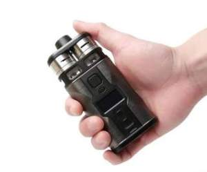 Tesla CP Couples RDTA Kit in hand UK
