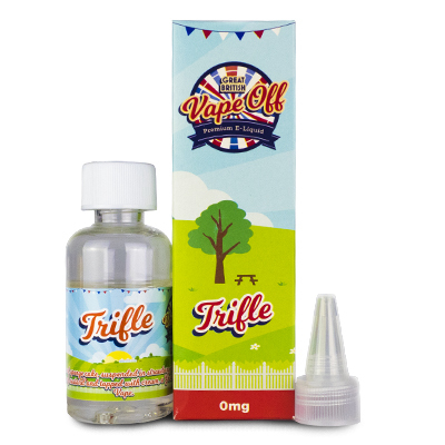 Trifle by Great British Vape Off – £9.50 at Vape Potions
