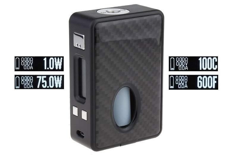 Hcigar VT Inbox V3 Squonk Mod – £50.99