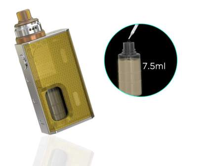 Luxotic BF Mod Refillable E-liquid Bottle of 7.5ml Capacity