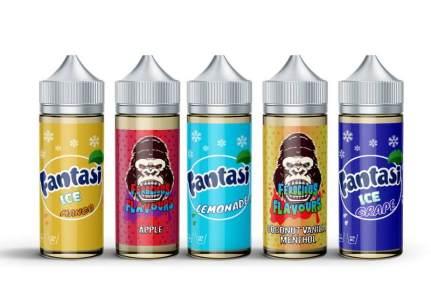 3 x 120ml Shortfill E-Liquids (including Nic shots) - £23 97