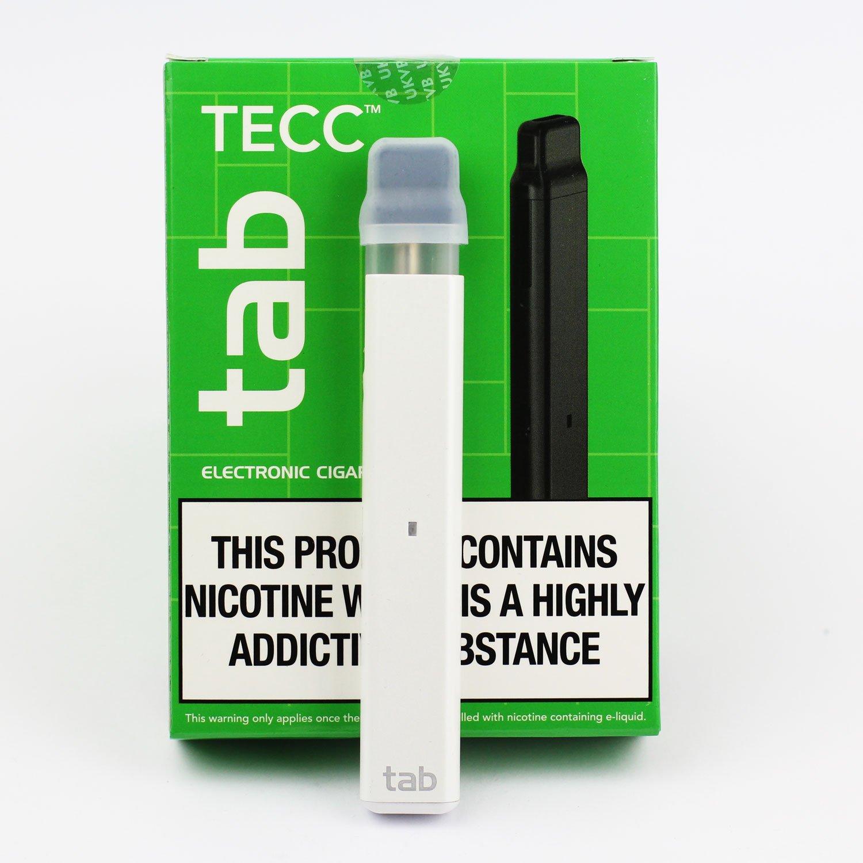 TECC Tab E-cig Kit Free E-liquid – £19.99