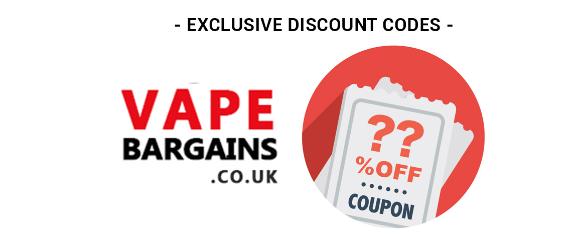 Vape Discount Codes | Vape Bargains UK
